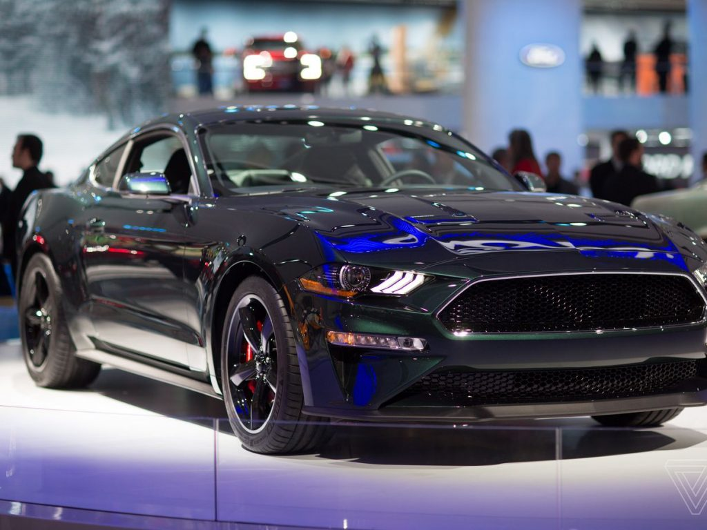Ford celebrates 10 millionth Mustang