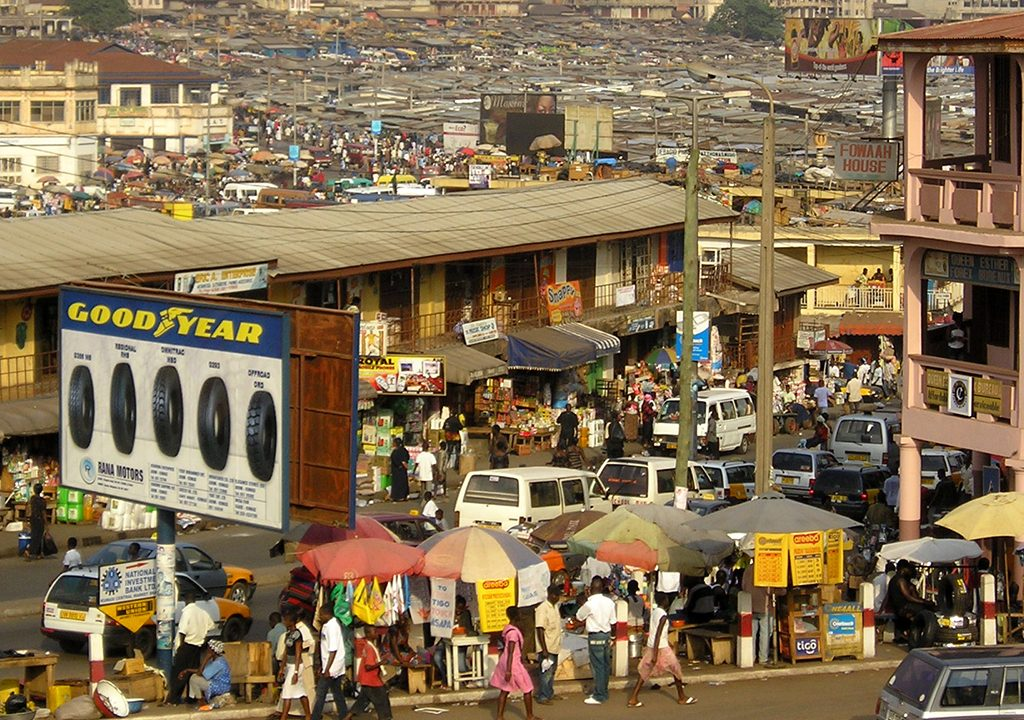 Tension in Kumasi as Ghanaians attack Nigerian traders