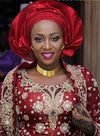 Hubby killer, Maryam Sanda names new baby after Father In-law