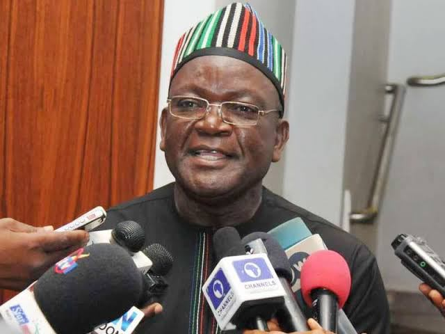 Ortom threatens legal action against Oshiomhole over allegations, demands N10bn for damages