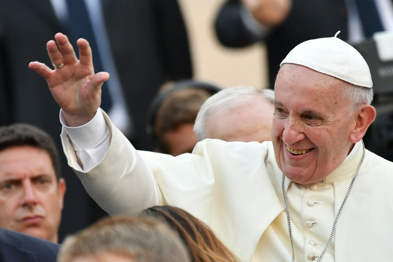 Pope says death penalty 'inadmissible' – Report