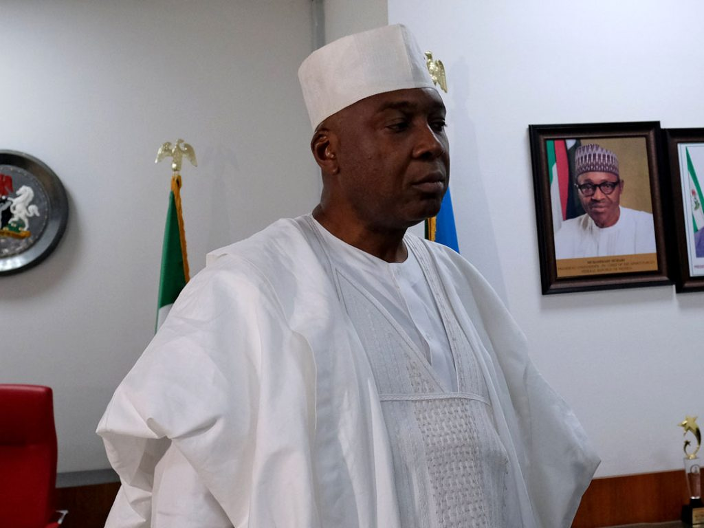 APC planning to bribe lawmakers, forcibly impeach Saraki, R-APC alleges
