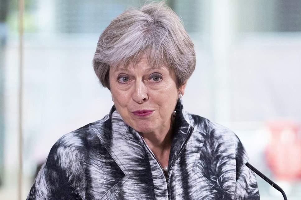Theresa May arrives Nigeria tomorrow