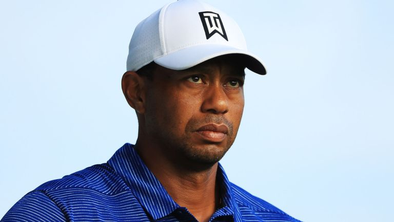 Respect Trump, Tiger Woods urges American
