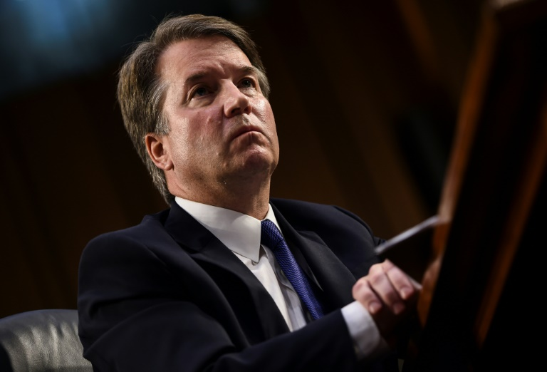 US Supreme Court nominee accuser given deadline to decide on hearing