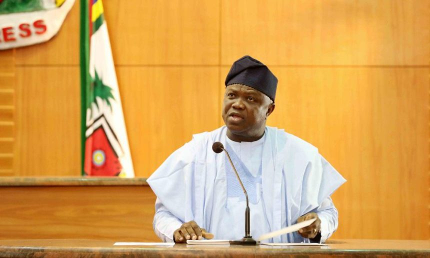2019: End of an era! Tinubu group set to replace Ambode with Jide Sanwolu as next Lagos governor
