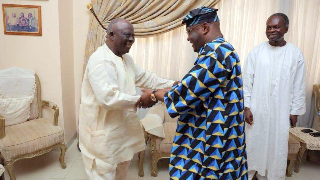 Adebanjo reveals why Afenifere may support Atiku's presidential bid in 2019
