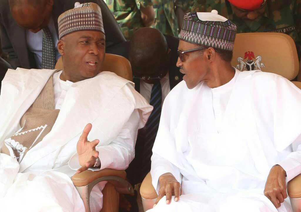 Nigerians voted Buhari but a cabal is in charge of the country – Saraki