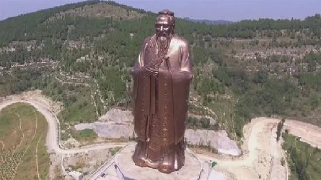 China unveil world's tallest Confucius statue soon