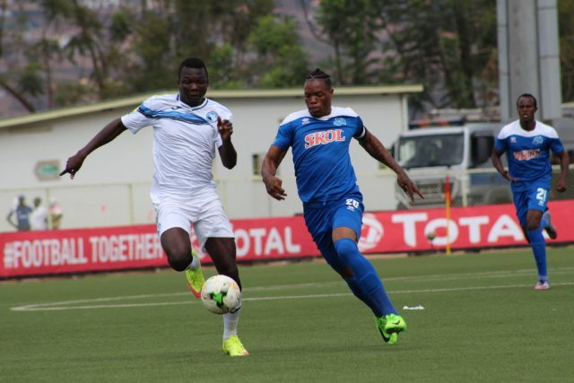 CAF: Enyimba pick vital point against Rayon Sport in Kigali