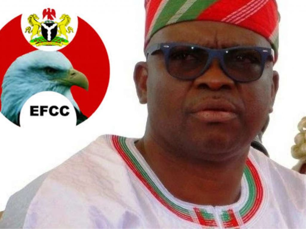 EFCC replies Fayose's letter, gives him date for questioning