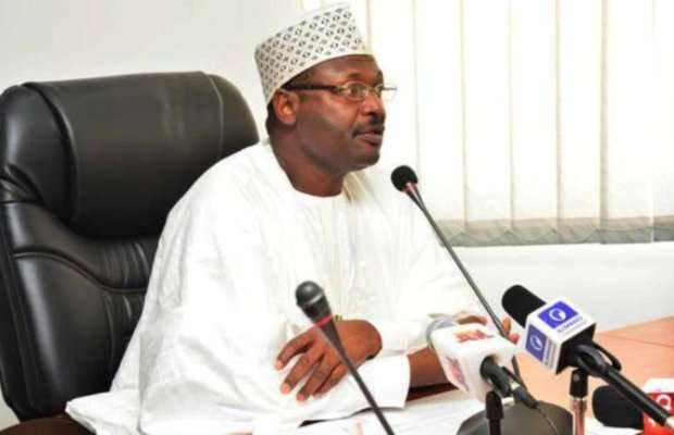INEC denies banning use of phones around polling units