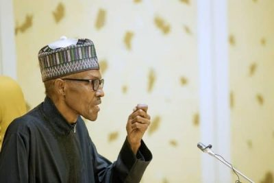 Show more commitments – Buhari urges workers after signing new minimum wage