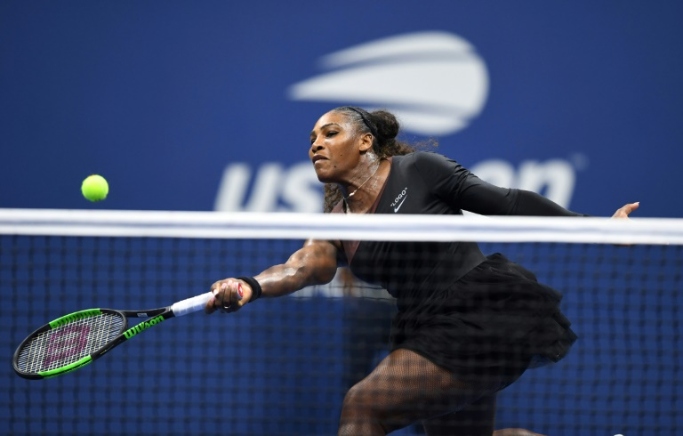 Six-time champion Serena into US Open semi-finals as champion Stephens exits