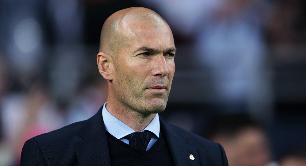 Zidane reveals plans to return to coaching 'soon'