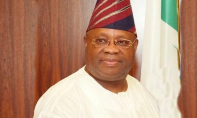 "Osun rerun: Adeleke cries out – ""They didn't allow my party to vote!"""