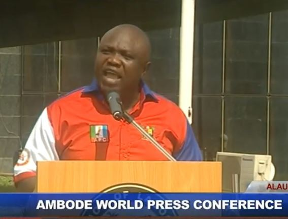 Ambode says US arrested popular rival, Sanwo-Olu for spending fake dollars