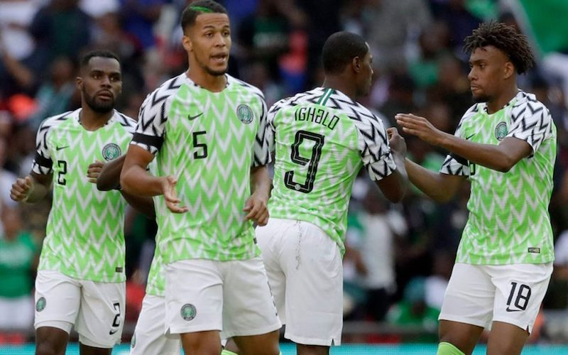 AFCON Qualifiers: Ighalo nets brace as Nigeria beat Libya again
