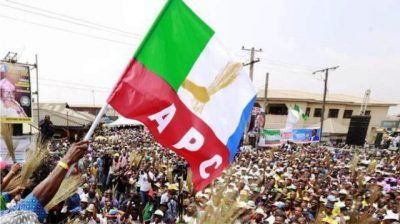 APC crisis deepens as party legal adviser alleges Oshiomhole hijacking his office