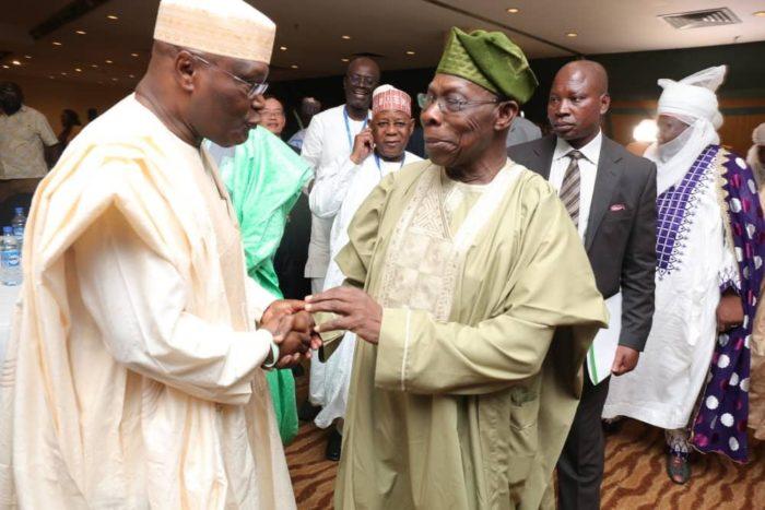 "US Visa: APC says Obasanjo's intervention evidence of his ""legendary hypocrisy"""