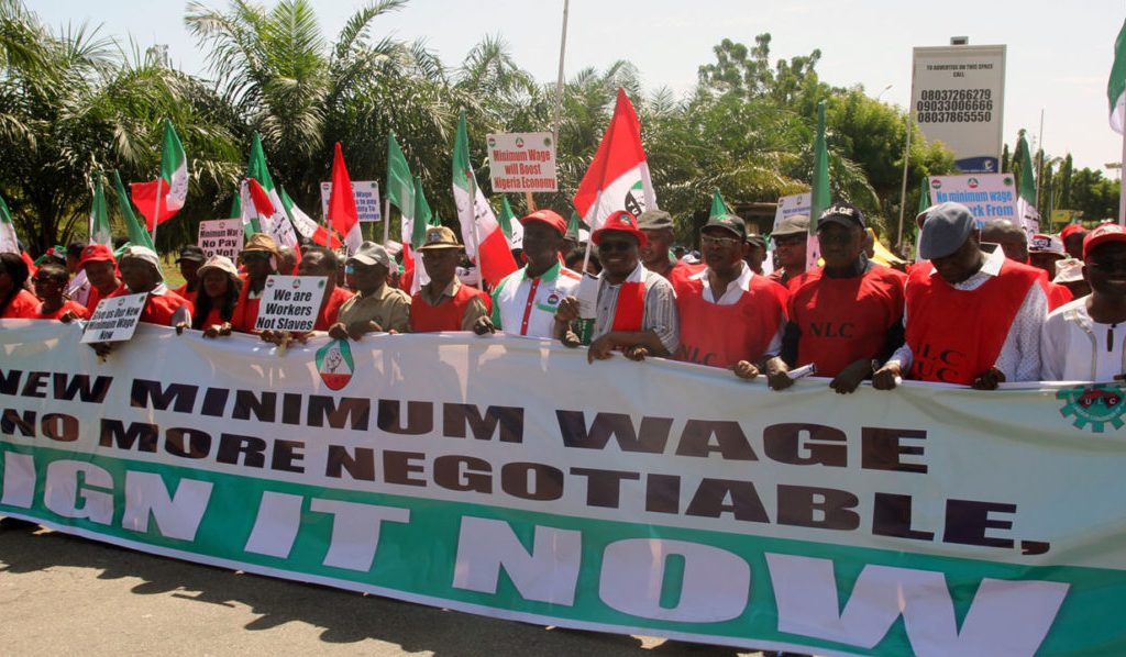 Minimum Wage: Labour warns government, says Pay N30,000 or lose 2019 polls