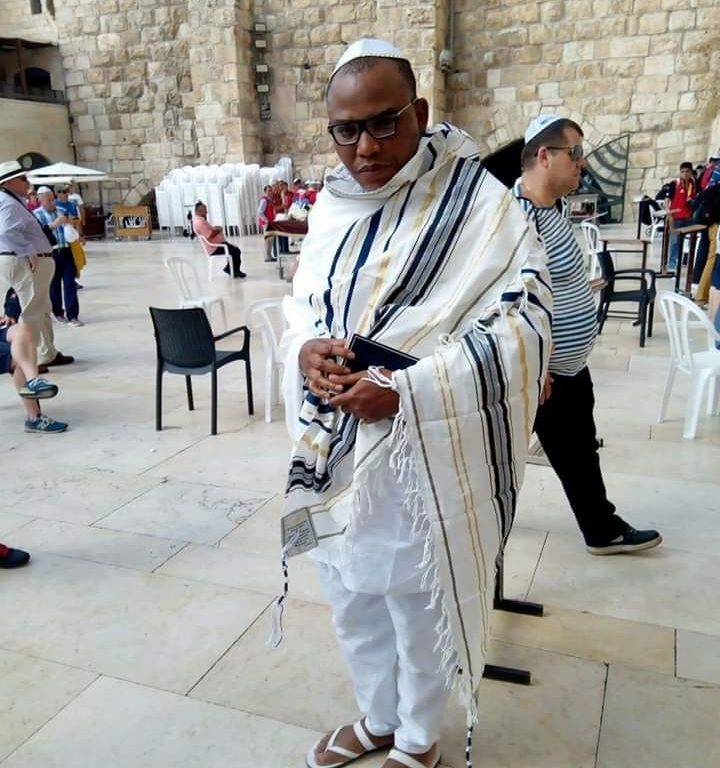 Biafra: IPOB sacks 'insensitive' Nnamdi Kanu for mourning dog ahead of humans