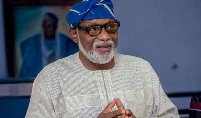 "Gov. Akeredolu says Oshiomhole incompetent to be APC chairman, describes primaries as ""political charade"""