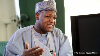 Dogara on Insecurity: Where are the northern elders who faulted Jonathan?