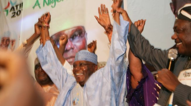 It's official! Atiku wins PDP presidential ticket in landslide victory