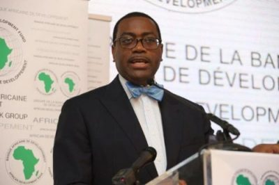 AfDB President, Akinwunmi Adesina committed to poverty eradication through agricultural innovation, good governance