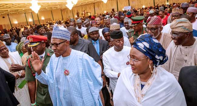 2019: Buhari begins campaign, cautions politicians not to set Nigeria ablaze