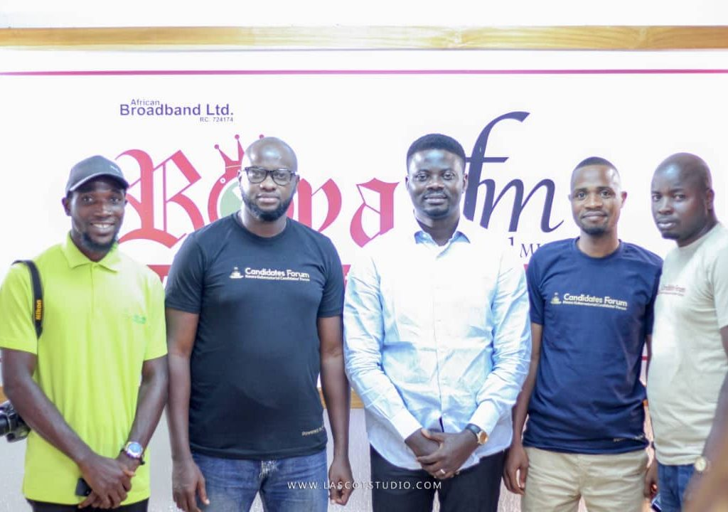 Kwara Candidates Forum: Organisers paid advocacy visits to media houses, assure full coverage of event