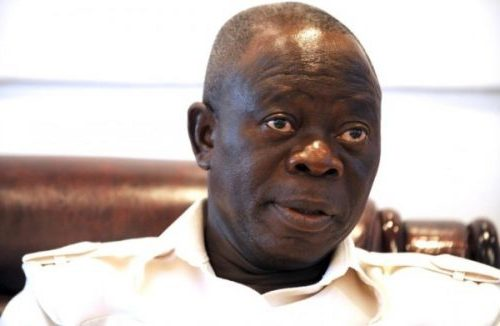 Alleged Bribes: Concerns grow over fate of Oshiomhole after DSS grills