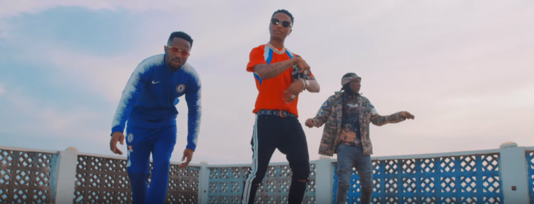 """Wizkid, R2Bees release video for """"Supa"""""""