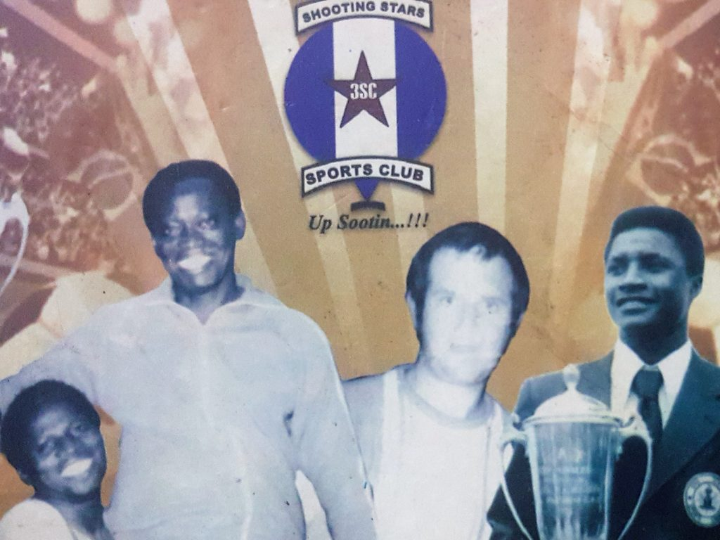 EXTRA: The history-making 1976 *SHOOTING STARS*    – Where are they now – by Segun Odegbami