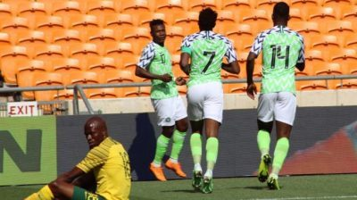 Eagles book AFCON 2019 ticket despite match officials' questionable calls
