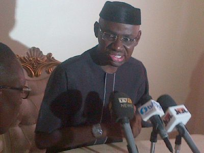 2019: Timi Frank alleges Buhari planning to withdraw $3.5bn from CBN to fund campaign