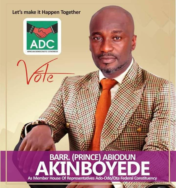 ADC Rep candidate, Akinboyede kicks off campaign, says Integrity is the key word
