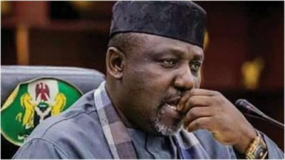 Okorocha opens up on APC, says party responsible for what Nigerians are going through