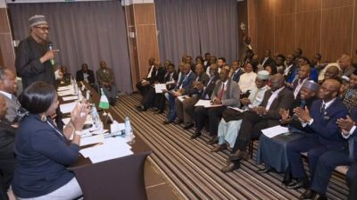 2019: l'll no longer complain about the problems I inherited, Buhari promises