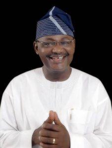 Ogun ADC guber candidate, Gboyega Isiaka Felicitates with Christians, Urges Sacrifice