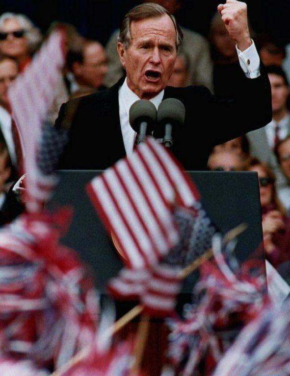 Former US president George H.W. Bush dead at 94