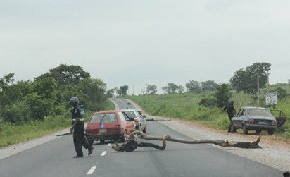 IGP orders immediate removal of roadblocks across the country