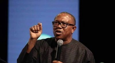 #2019Debate: You can't shut economy to fight corruption, Peter Obi tells APC-led Govt