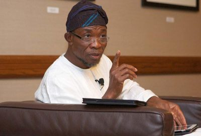 Aregbesola's moves to make son Kabiru Chief of Staff to new Osun Gov, Oyetola uncovered
