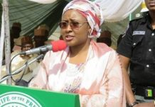 Aso Villa Feud: Aisha Buhari apologises to Nigerians over viral video/newsheadline247