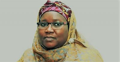 Zakari: Family defends INEC commissioner, explains her relationship with Buhari
