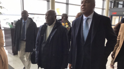 Trending Video: Atiku lands in US 13 years after- Saraki, Secondus, others make the trip