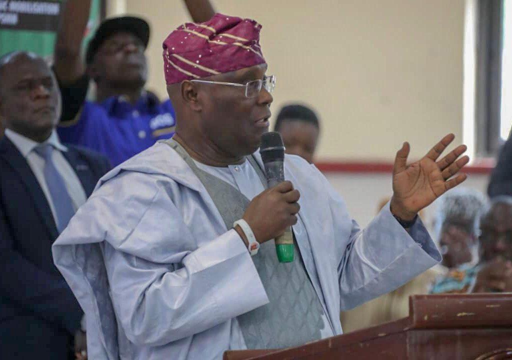 #NigeriaDecides: Atiku defeats Buhari at Sanwo-Olu's polling unit