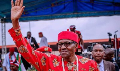 Buhari takes Next Level campaigns to Ebonyi, vows to sustain war against corruption